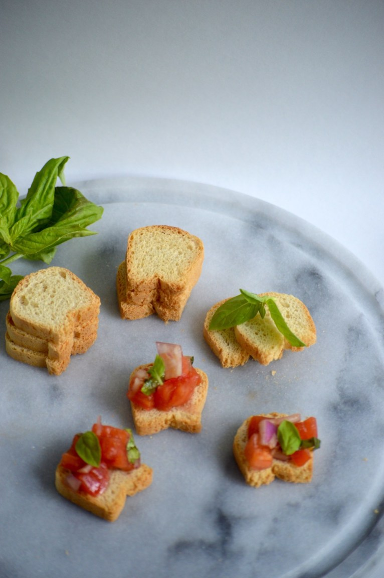 Easy to make Bruschetta Recipe