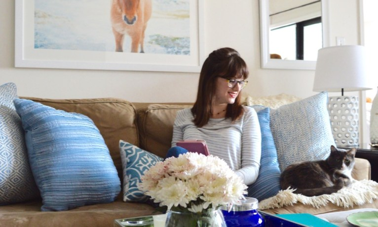 At Home with Minted