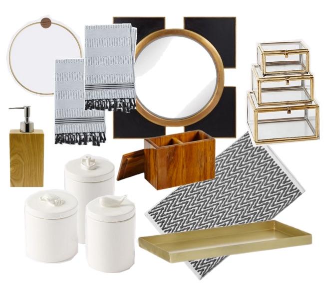 vanity organization essentials