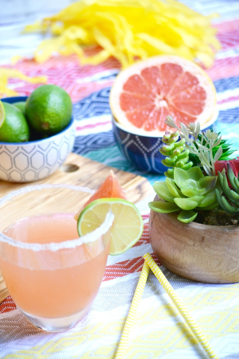three ingredient paloma
