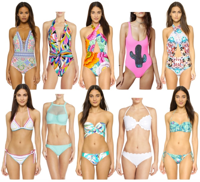 swimsuits for 2016
