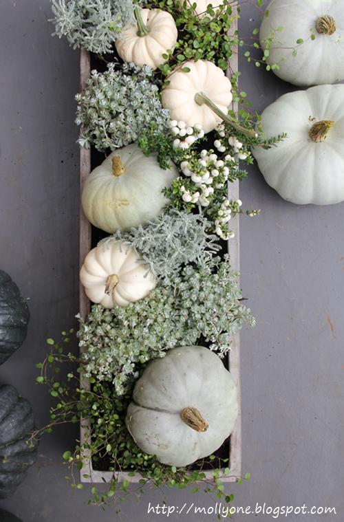 DIY Pumpkin Planter Box