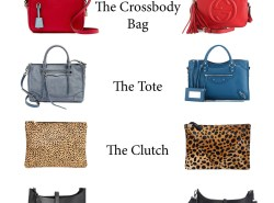 Save or Splurge Handbags // www.polishedclosets.com