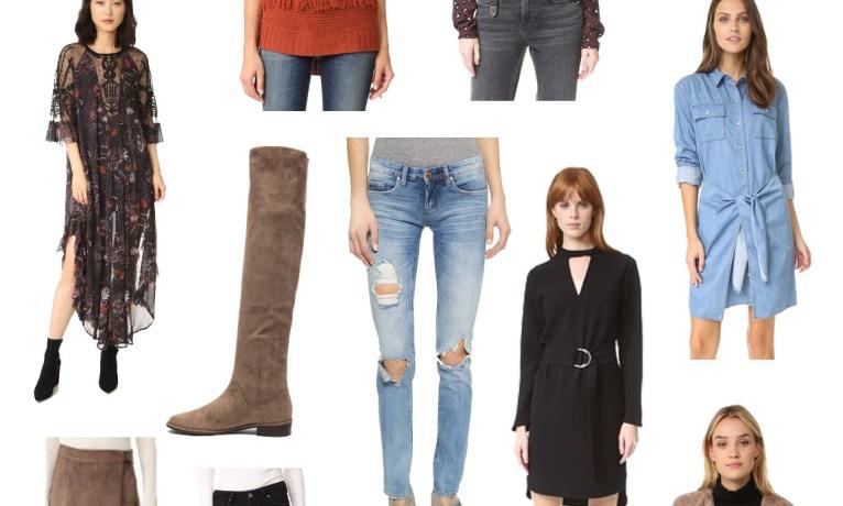 The Best Fall Shopbop Sale Picks!