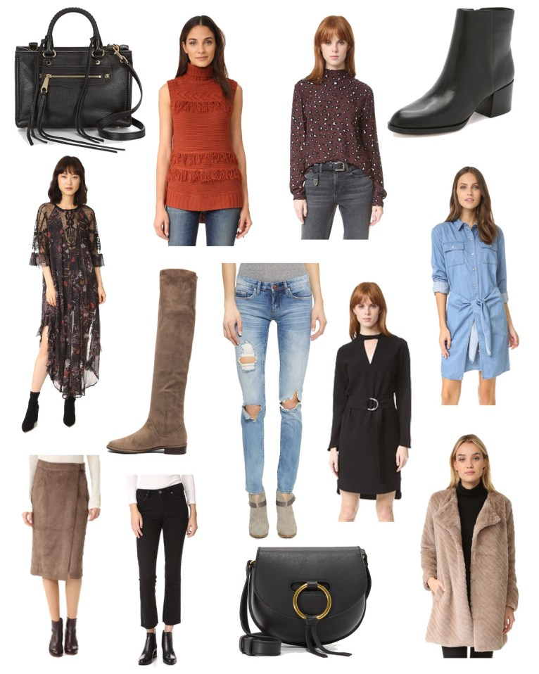 The best Fall Picks from the Shopbop Sale 2016