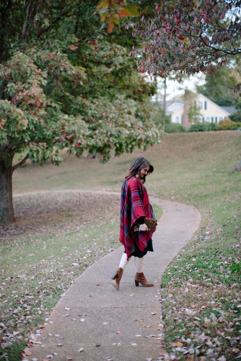 Fall Outfit // www.polishedclosets.com