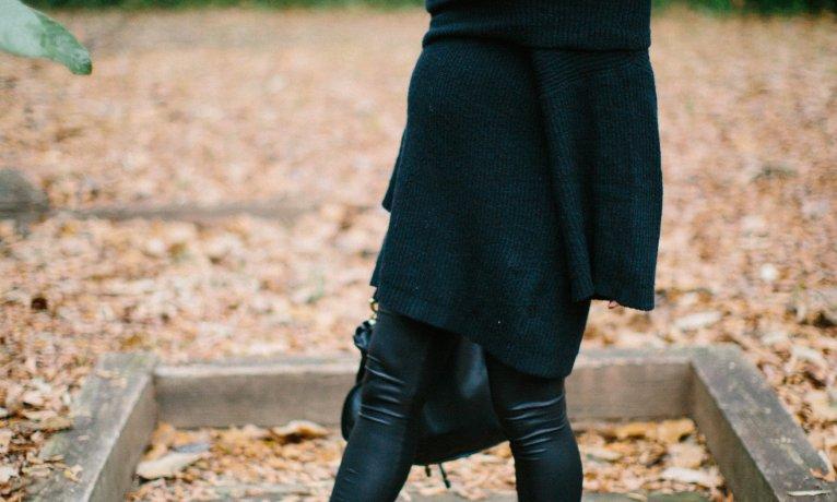 When in Doubt, Wear All Black