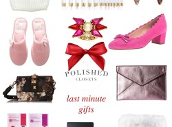 Last Minute Gifts // www.polishedclosets.com