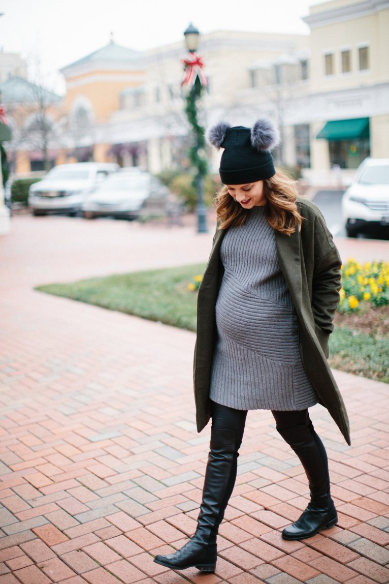 Winter Street Style // www.polishedclosets.com