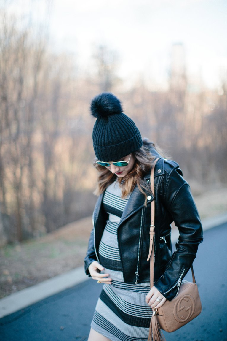 how to wear the athleisure trend // www.polishedclosets.com