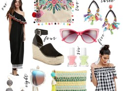 spring style must haves // www.polishedclosets.com