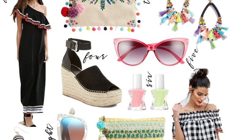 The Look // Spring Style Trends