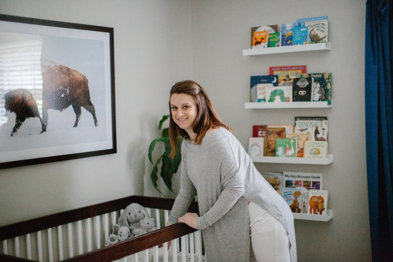 Newborn Essentials with Buy Buy Baby by lifestyle blogger Maggie from Polished Closets
