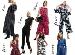 Statement Jumpsuits / www.polishedclosets.com