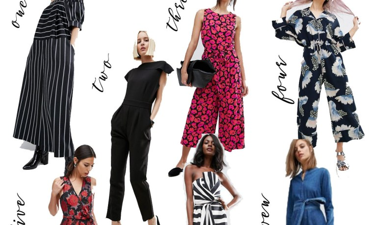 Pick of the Week: My Top 7 Women's Jumpsuits