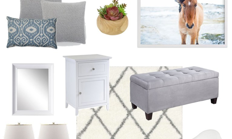 Home Decor: Guest Room Ideas