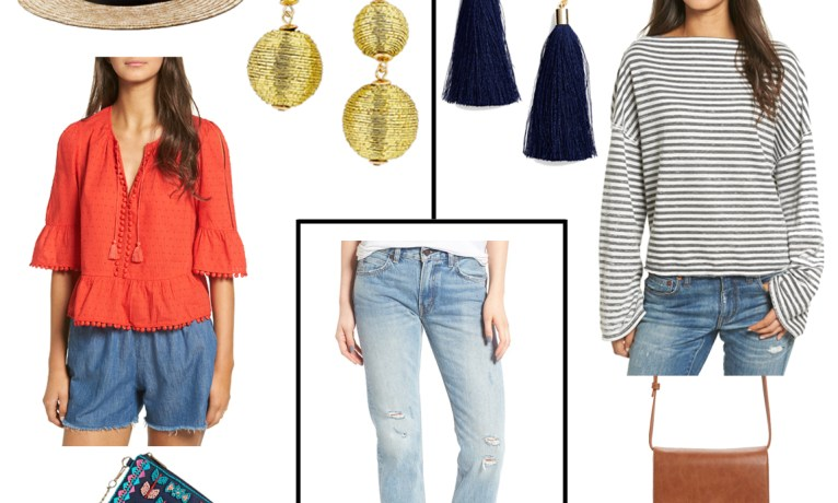 One Piece, Two Ways: High Waisted Mom Jeans