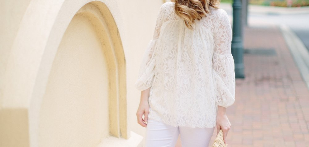 Summer Whites: How to Style an All White Outfit