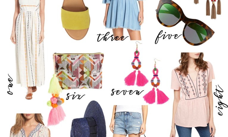 The Look: Summer Boho Outfits