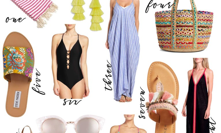 The Look: Must-Have Vacation Wear Under $100