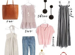 Effortlessly cool clothing by Madewell and My Top Picks by Fashion Blogger Maggie Kern of Polished Closets