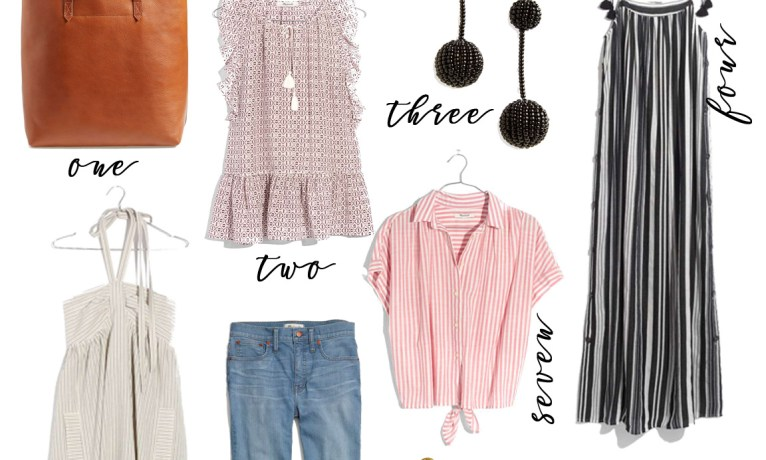 Pick of the Week: Top 9 Madewell Clothing Must Haves