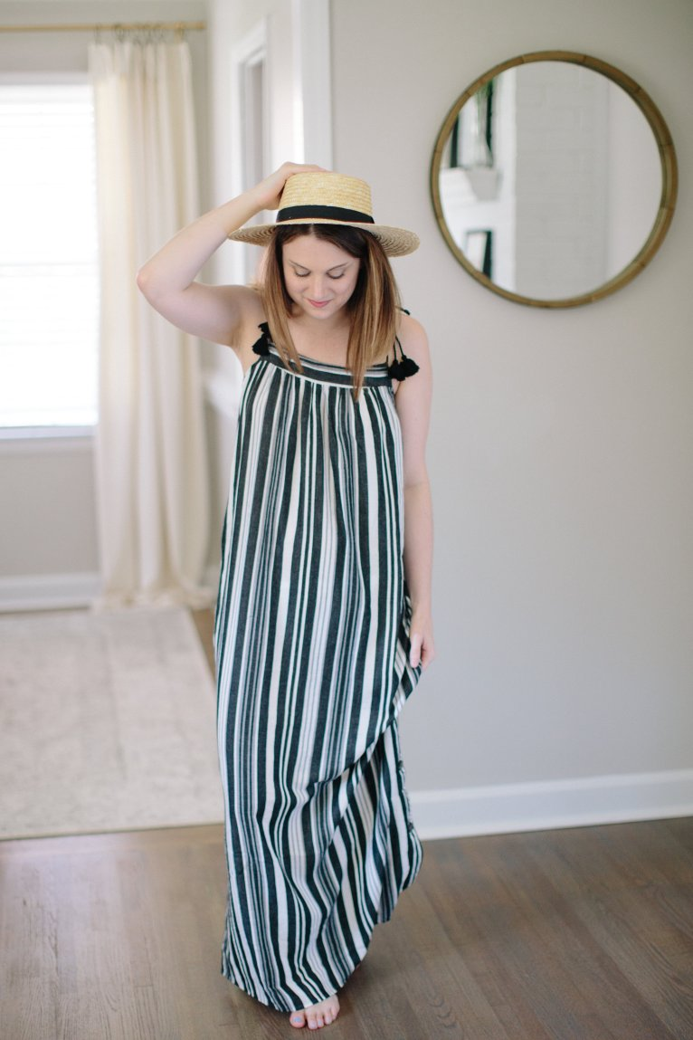Thoughts on being a working mom by mom and lifestyle blogger Maggie Kern of Polished Closets