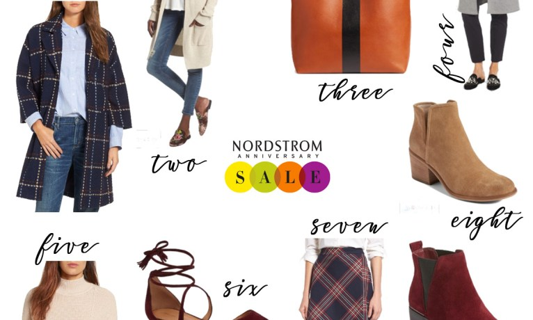 Nordstrom Anniversary Sale: Your Must Haves