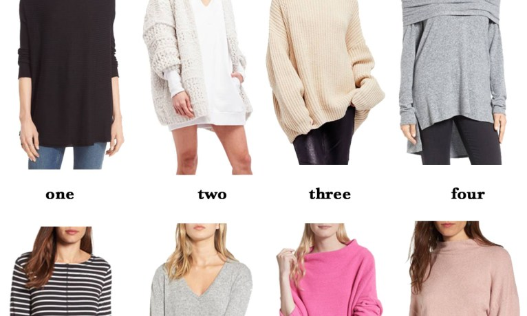 The Best Fall Sweaters