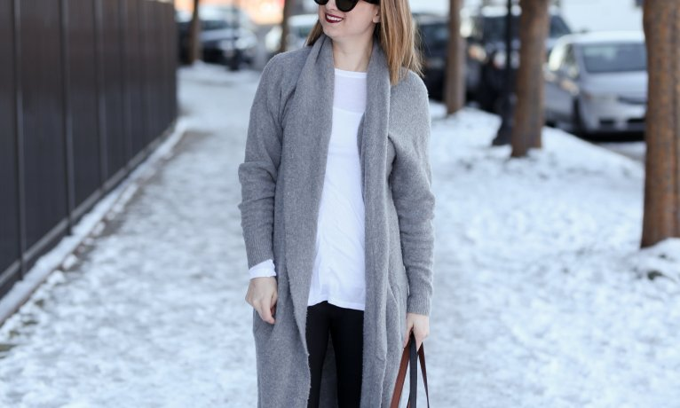The Only Cardigan You Need in Your Closet