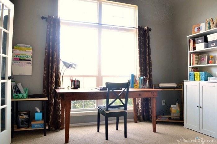 Farm House Table Desk