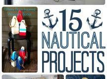 DIY Nautical Decor Roundup - Polished Habitat