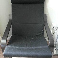 Ikea Poang Chair Covers Uk Yoga Certification Nj Diy Cover Polished Habitat