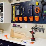 Garage Workbench Diy How We Ikea Hacked Garage Storage