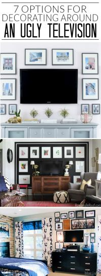 How to Decorate Around a TV {An Option for Every Style ...