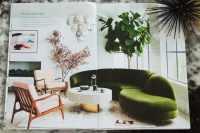 HIGH vs. LOW Modern Glam Living Room {Anthropologie ...