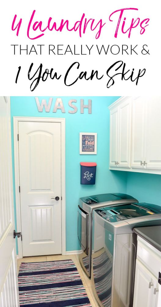 Struggling with laundry? Here's a few ideas for routines, a simple way to clean your machine, a product we recommend, and one we'd skip!