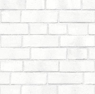 Tempaper Brick Removable Wallpaper Home Depot