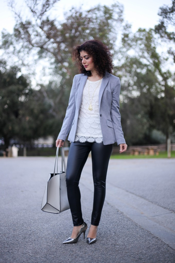 d0a73d3e568bb ... Polished whimsy wears leather leggings for work ...