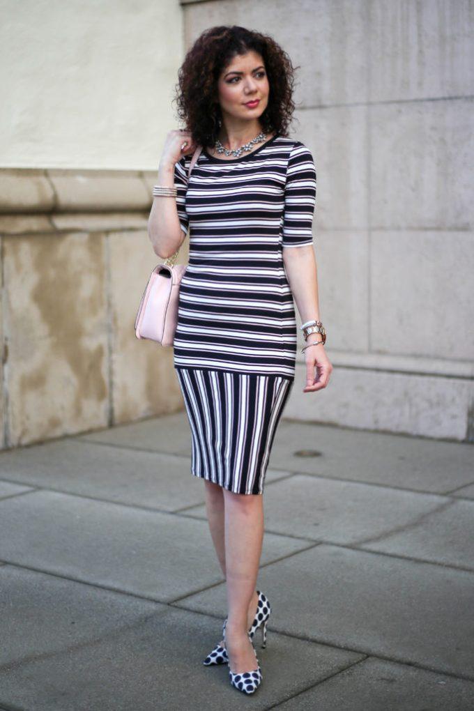 Lu la roe striped julia