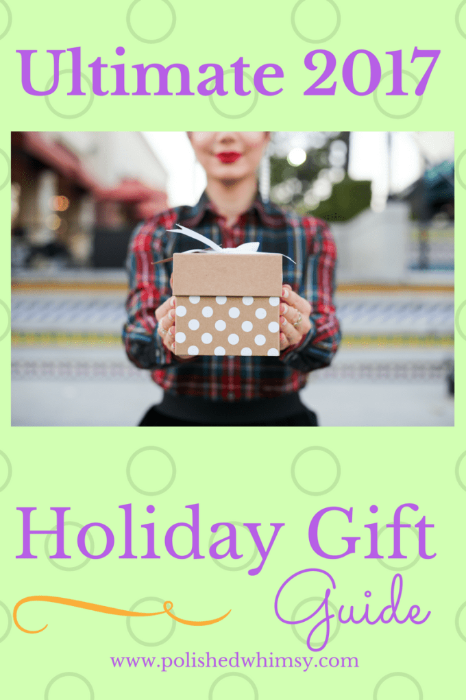 The ultimate gift guide for the stylish women in your life | 2017 holiday gift guide | Christmas gift ideas