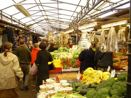 Old market Krakow