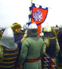 Medieval Polish knights