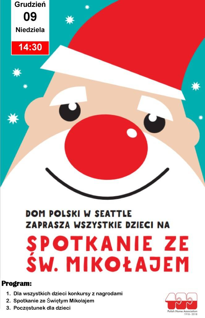 Mikołajki w Domu Polskim