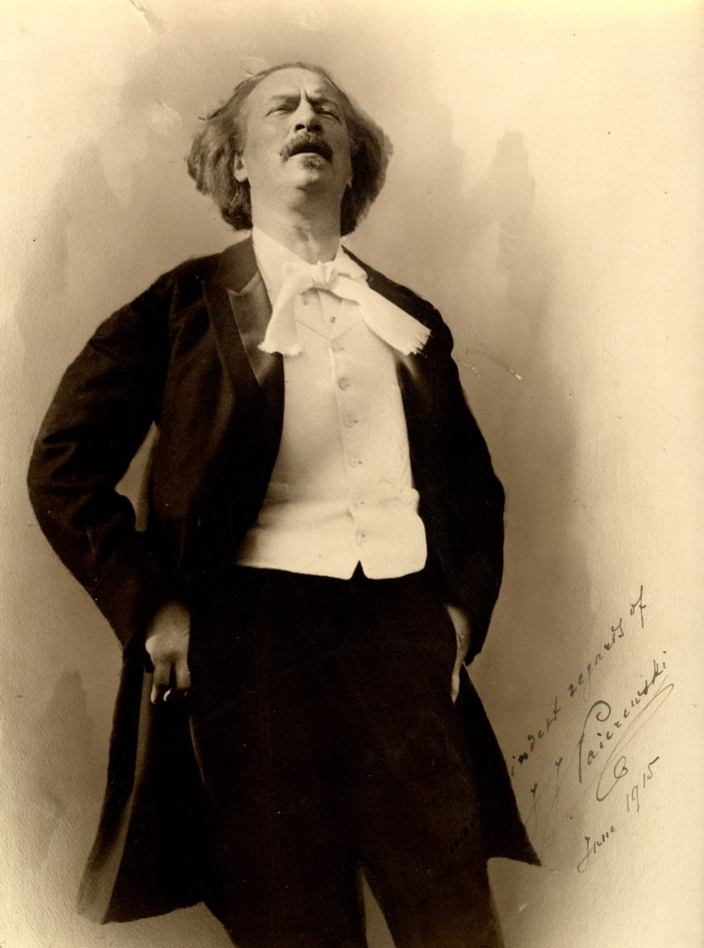 FUNDRAISING DINNER and LECTURE: Paderewski and World Politics