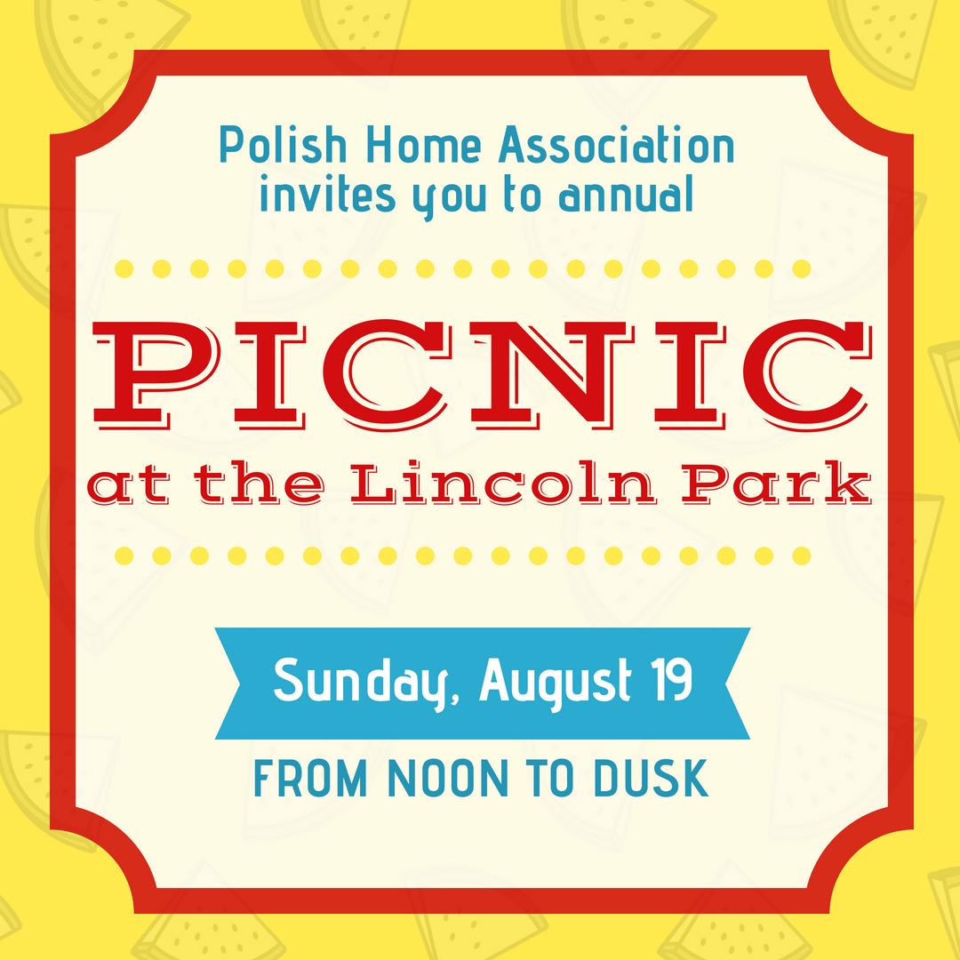 Annual Picnic  /  Doroczny Piknik