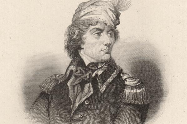 Kosciuszko-portrait