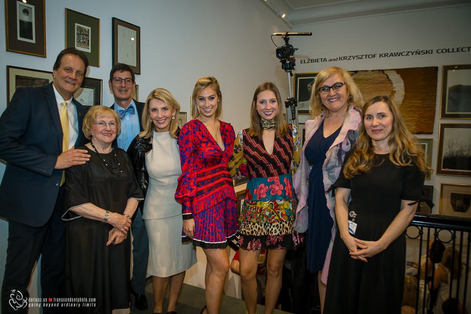 Elżbieta i Krzysztof Krawczyński Collection Grand Opening