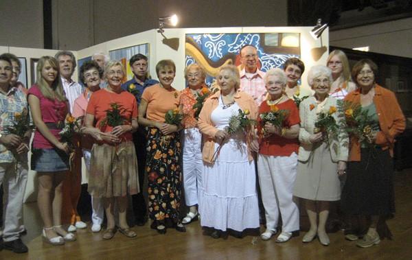 Wolontariusze Muzeum Polskiego w Ameryce