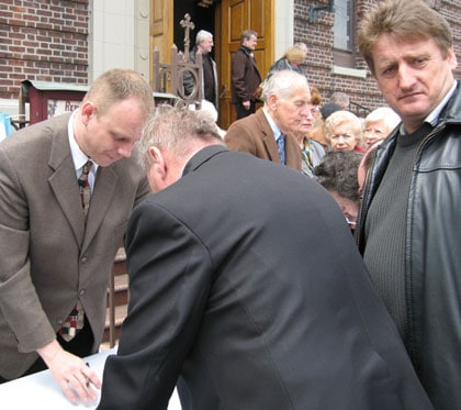 Polish Americans Register to Vote